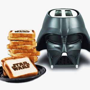 Star Wars Darth Vader bread toaster E-junkie marketplace fun weird crazy Ebay items and gift ideas Ebay web shop